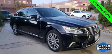 2013 Lexus LS 460 for sale at LAKESIDE MOTORS, INC. in Sachse TX