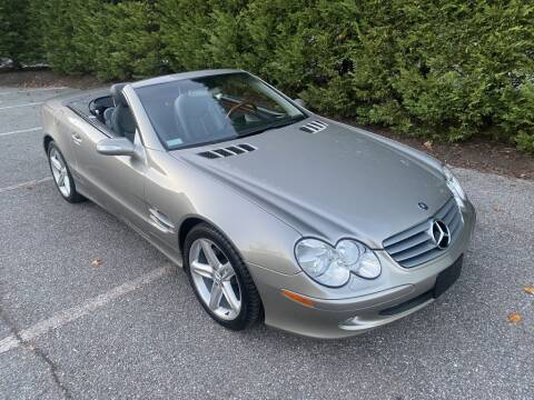 2004 Mercedes-Benz SL-Class for sale at Limitless Garage Inc. in Rockville MD