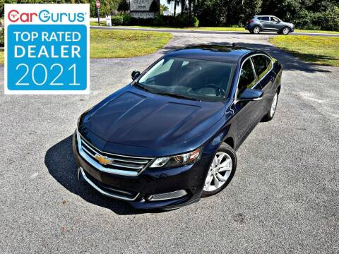 2017 Chevrolet Impala for sale at Brothers Auto Sales of Conway in Conway SC