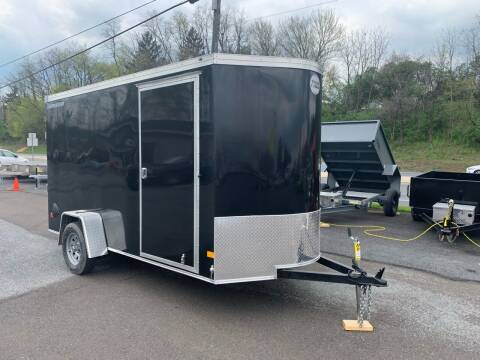 2021 Wells Cargo Road Force V Nose 6x12 for sale at Smart Choice 61 Trailers in Shoemakersville PA