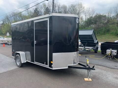 2021 Wells Cargo Road Force V Nose 6x12