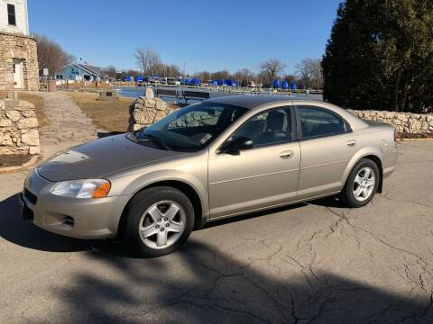2003 Dodge Stratus for sale at Firl Auto Sales in Fond Du Lac WI