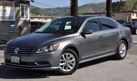 2017 Volkswagen Passat for sale at AMC Auto Sales, Inc. in Fremont CA
