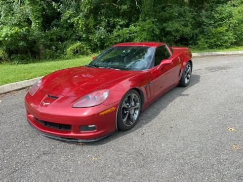 2012 Chevrolet Corvette for sale at Unique Auto Sales in Knoxville TN
