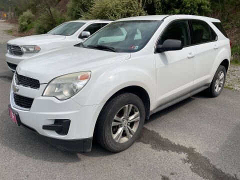 2012 Chevrolet Equinox for sale at Turner's Inc in Weston WV