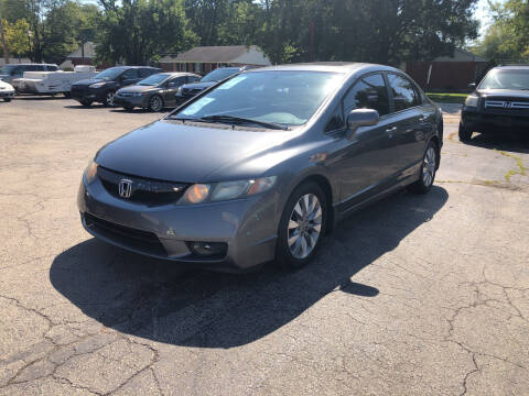 2010 Honda Civic for sale at Neals Auto Sales in Louisville KY
