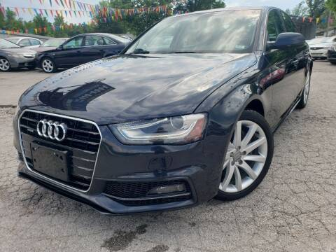 2014 Audi A4 for sale at BBC Motors INC in Fenton MO