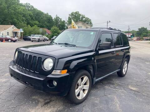 2007 Jeep Patriot for sale at Irving Auto Sales in Whitman MA