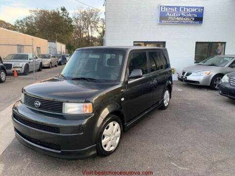 2006 Scion xB for sale at Best Choice Auto Sales in Virginia Beach VA