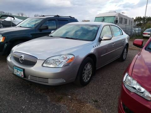 2006 Buick Lucerne for sale at Affordable 4 All Auto Sales in Elk River MN