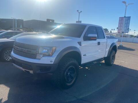 2011 Ford F-150 for sale at Camelback Volkswagen Subaru in Phoenix AZ