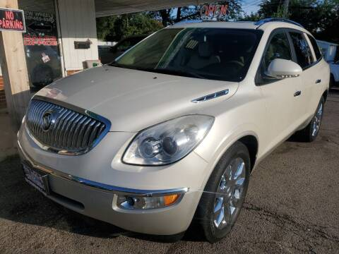 2011 Buick Enclave for sale at New Wheels in Glendale Heights IL