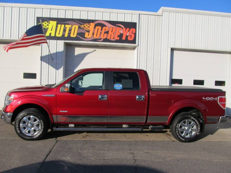2014 Ford F-150 for sale at AUTO JOCKEYS LLC in Merrill WI