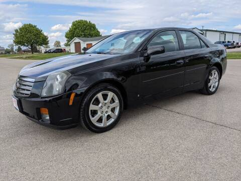 2006 Cadillac CTS for sale at McClain Auto Mall in Rochelle IL