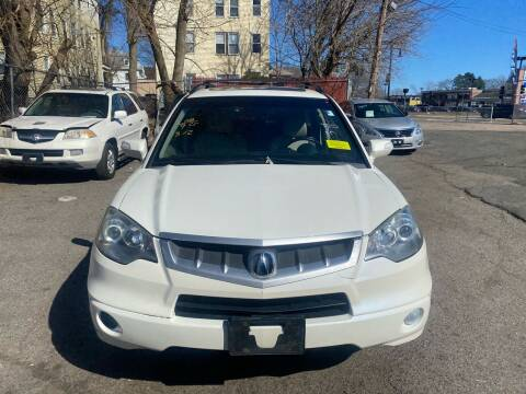 2008 Acura RDX for sale at Polonia Auto Sales and Service in Hyde Park MA
