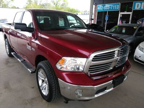 2014 RAM Ram Pickup 1500 for sale at Divine Auto Sales LLC in Omaha NE