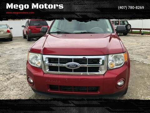 2008 Ford Escape for sale at Mego Motors in Orlando FL