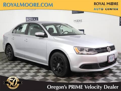 2013 Volkswagen Jetta for sale at Royal Moore Custom Finance in Hillsboro OR