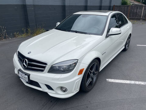 2009 Mercedes-Benz C-Class for sale at APX Auto Brokers in Lynnwood WA