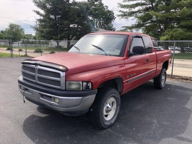 2001 Dodge Ram Pickup 1500 for sale in Winamac, IN