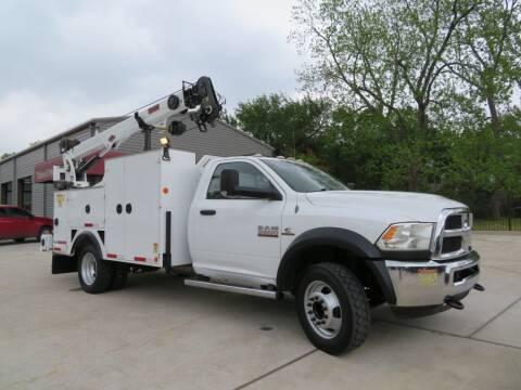 2013 RAM Ram Chassis 5500 for sale at TIDWELL MOTOR in Houston TX