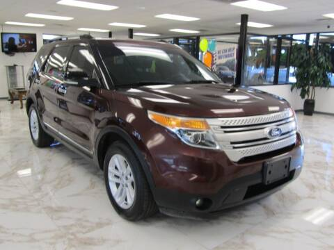 2012 Ford Explorer for sale at Dealer One Auto Credit in Oklahoma City OK
