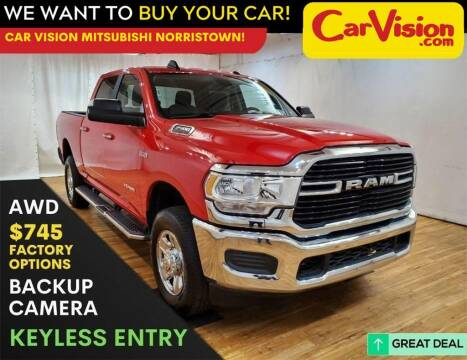 2019 RAM Ram Pickup 2500 for sale at Car Vision Mitsubishi Norristown in Trooper PA