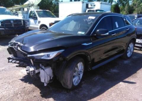 2019 Infiniti QX50 for sale at ELITE MOTOR CARS OF MIAMI in Miami FL
