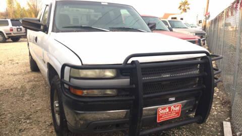 1999 Chevrolet Silverado 2500 for sale at South Point Auto Sales in Buda TX