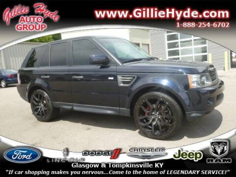 2010 Land Rover Range Rover Sport for sale at Gillie Hyde Auto Group in Glasgow KY