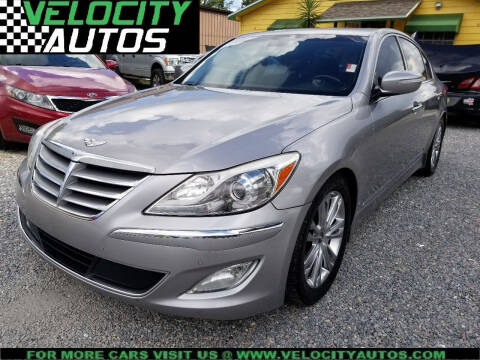 2012 Hyundai Genesis for sale at Velocity Autos in Winter Park FL
