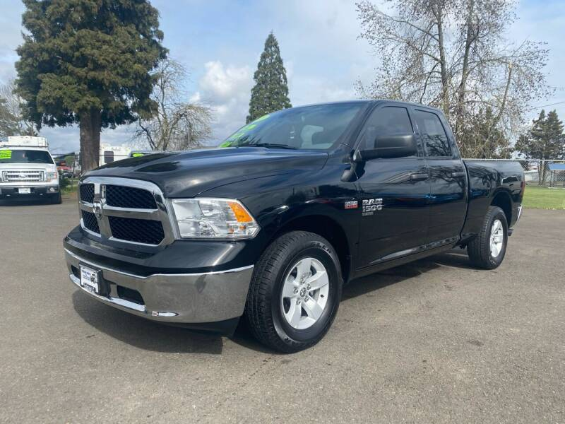 2019 RAM Ram Pickup 1500 Classic for sale at Pacific Auto LLC in Woodburn OR