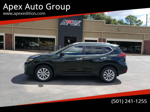 2018 Nissan Rogue for sale at Apex Auto Group in Cabot AR