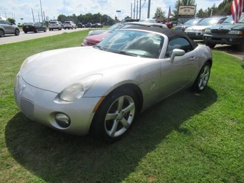 2007 Pontiac Solstice for sale at Dallas Auto Mart in Dallas GA