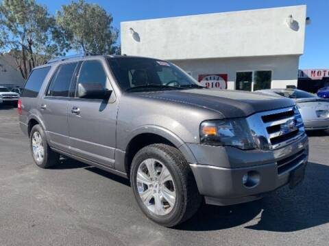 2013 Ford Expedition for sale at Brown & Brown Wholesale in Mesa AZ