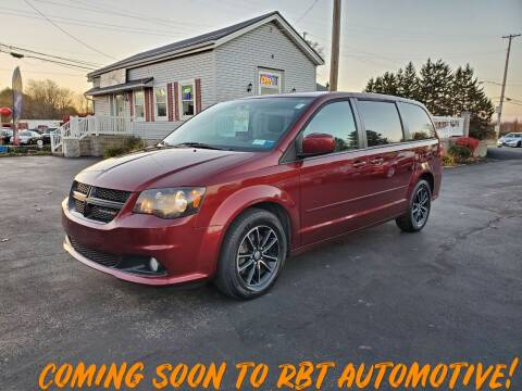 2016 Dodge Grand Caravan for sale at RBT Automotive LLC in Perry OH