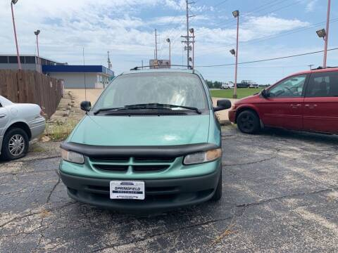 1999 Dodge Grand Caravan for sale at SPRINGFIELD PRE-OWNED in Springfield IL
