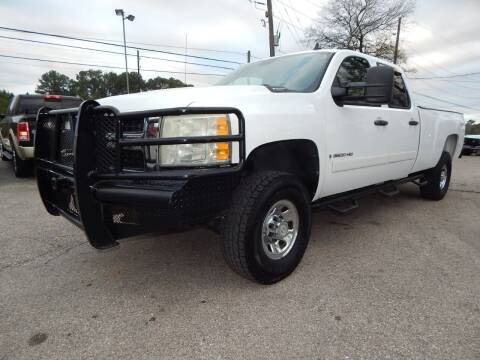 2008 Chevrolet Silverado 3500HD for sale at Medford Motors Inc. in Magnolia TX