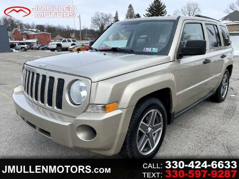 2009 Jeep Patriot for sale in Lisbon, OH