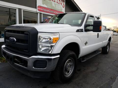 2013 Ford F-250 Super Duty for sale at Martins Auto Sales in Shelbyville KY