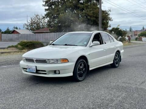 2000 Mitsubishi Galant for sale at Baboor Auto Sales in Lakewood WA