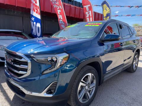 2020 GMC Terrain for sale at Duke City Auto LLC in Gallup NM