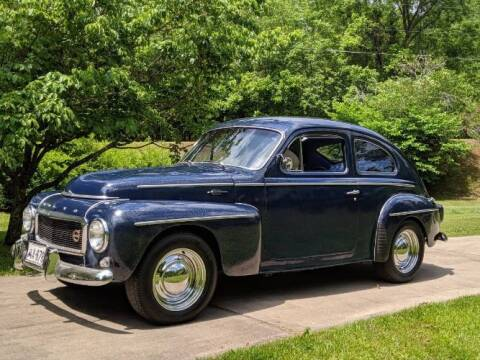 1958 Volvo PV544 for sale at Classic Car Deals in Cadillac MI