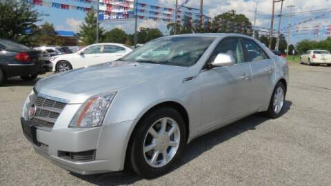 2009 Cadillac CTS for sale at Minden Autoplex in Minden LA