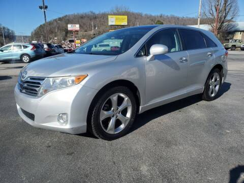 2009 Toyota Venza for sale at MCMANUS AUTO SALES in Knoxville TN