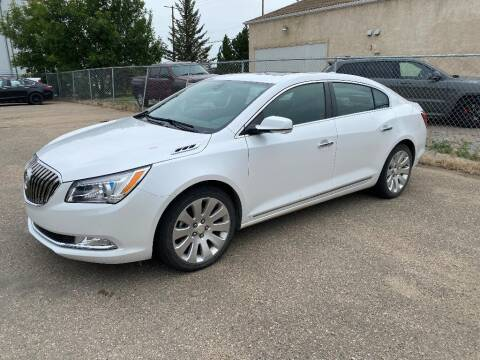 2015 Buick LaCrosse for sale at Platinum Car Brokers in Spearfish SD