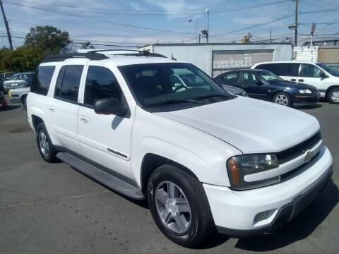 2004 Chevrolet TrailBlazer EXT for sale at Wilson Investments LLC in Ewing NJ
