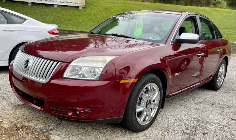 2008 Mercury Sable for sale at Mayer Motors of Pennsburg in Pennsburg PA