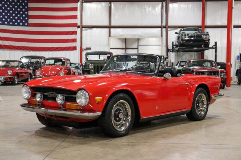 1972 Triumph TR6 for sale in Grand Rapids, MI