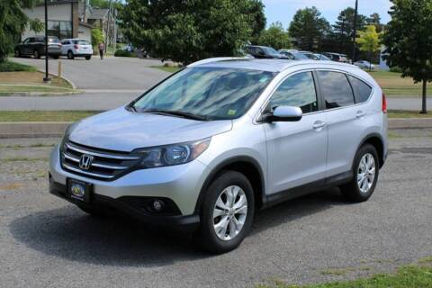 2014 Honda CR-V for sale at Great Lakes Classic Cars in Hilton NY